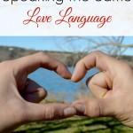 Speaking the Same Love Language