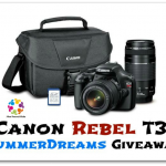 #SummerDreams Camera Ready Sweepstakes