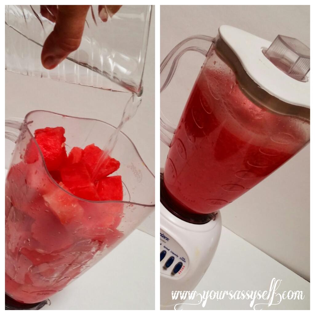 Watermelon Water-yoursassyself.com
