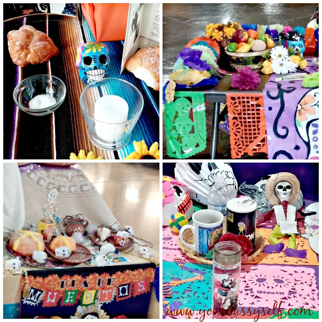 Dia De Los Muertos Ofrendas-yoursassyself.com