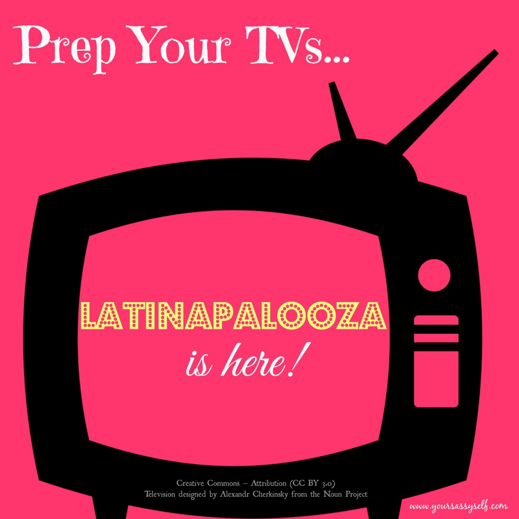 Latinapalooza Is Here-yoursassyself.com