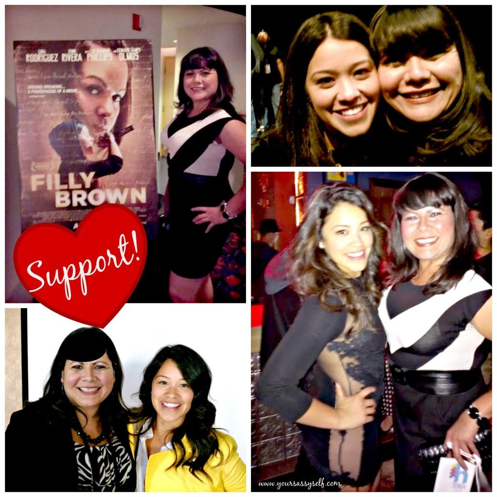 Support Gina Rodriguez-yoursassyself.com
