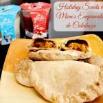 Holiday Scents & Mom's Empanadas de Calabaza