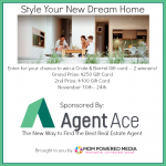 Agent Ace – Crate and Barrel Giveaway
