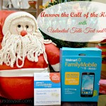 Answer the Call of the Holidays with Unlimited Talk Text and Web