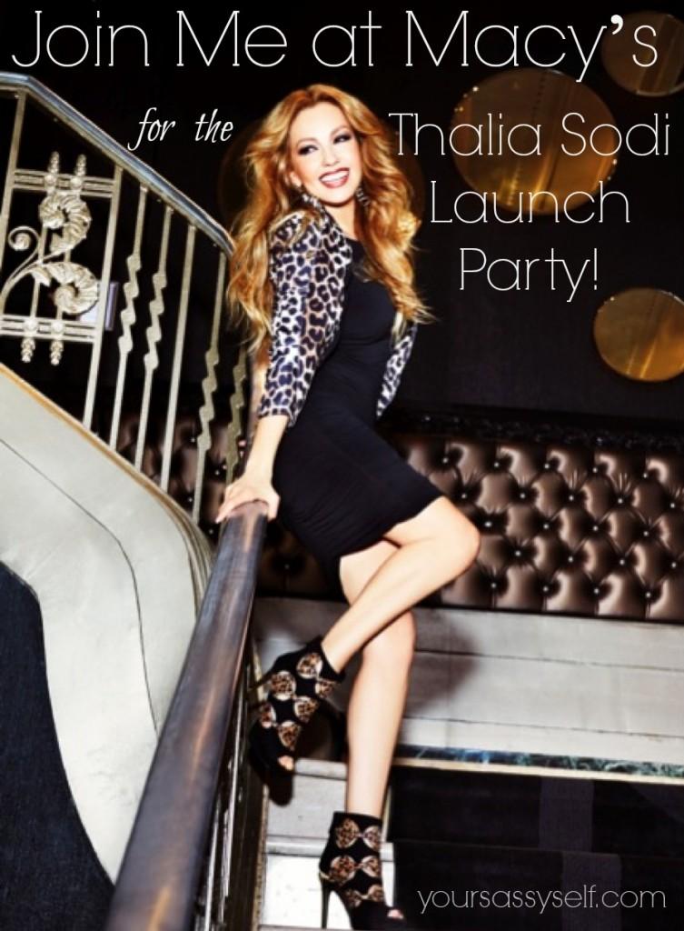 Thalia for Macys - yoursassyself.com