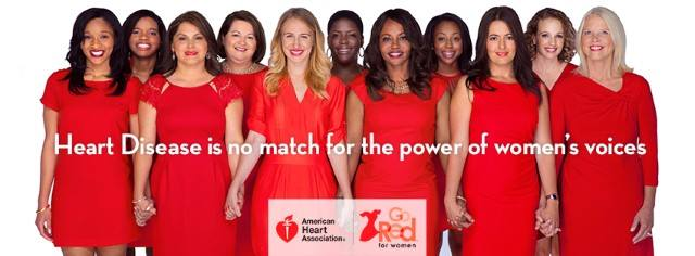 Heart Disease is no match for power of women's voices