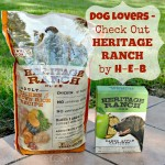 Dog Lovers – Check Out Heritage Ranch by H‑E‑B