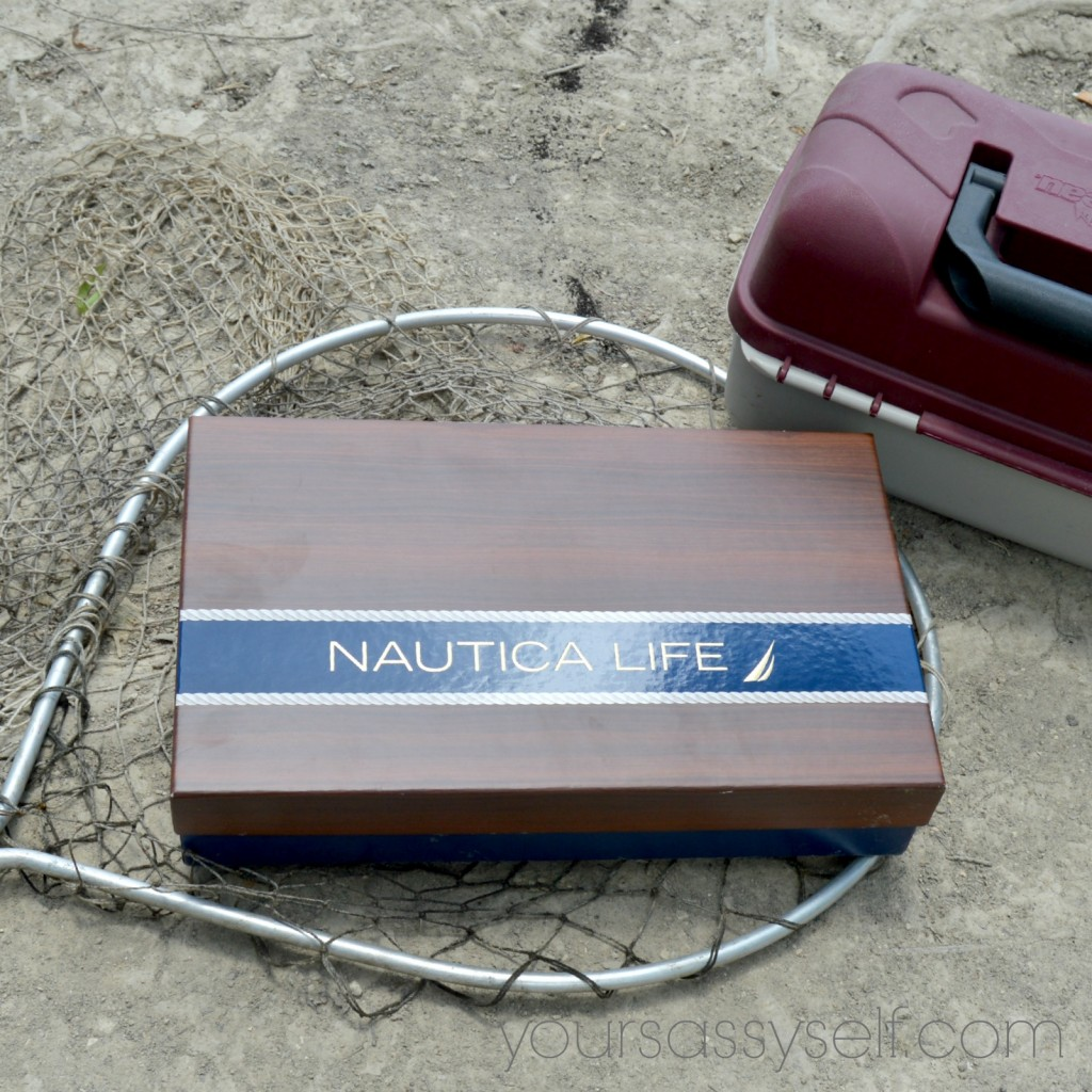 Nautica Life Gift Set With Fishing Gear - yoursassyself.com