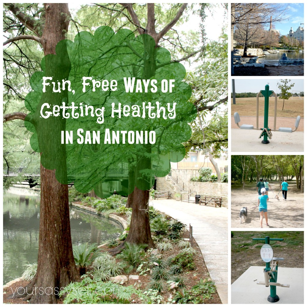 Fun Free Ways of Getting Healthy in San Antonio - yoursassyself.com