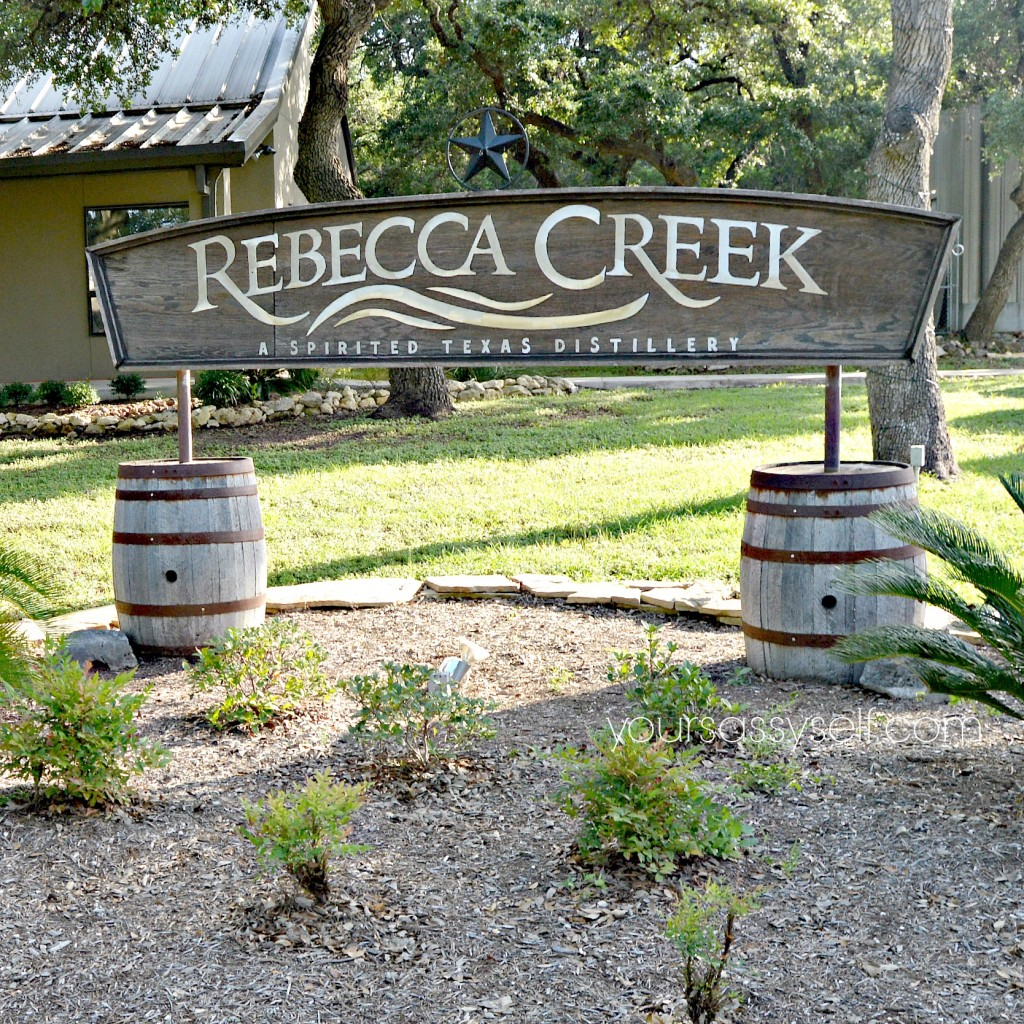 Whiskey - The Rebecca Creek Way - yoursassyself.com