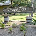 Whiskey – The Rebecca Creek Way