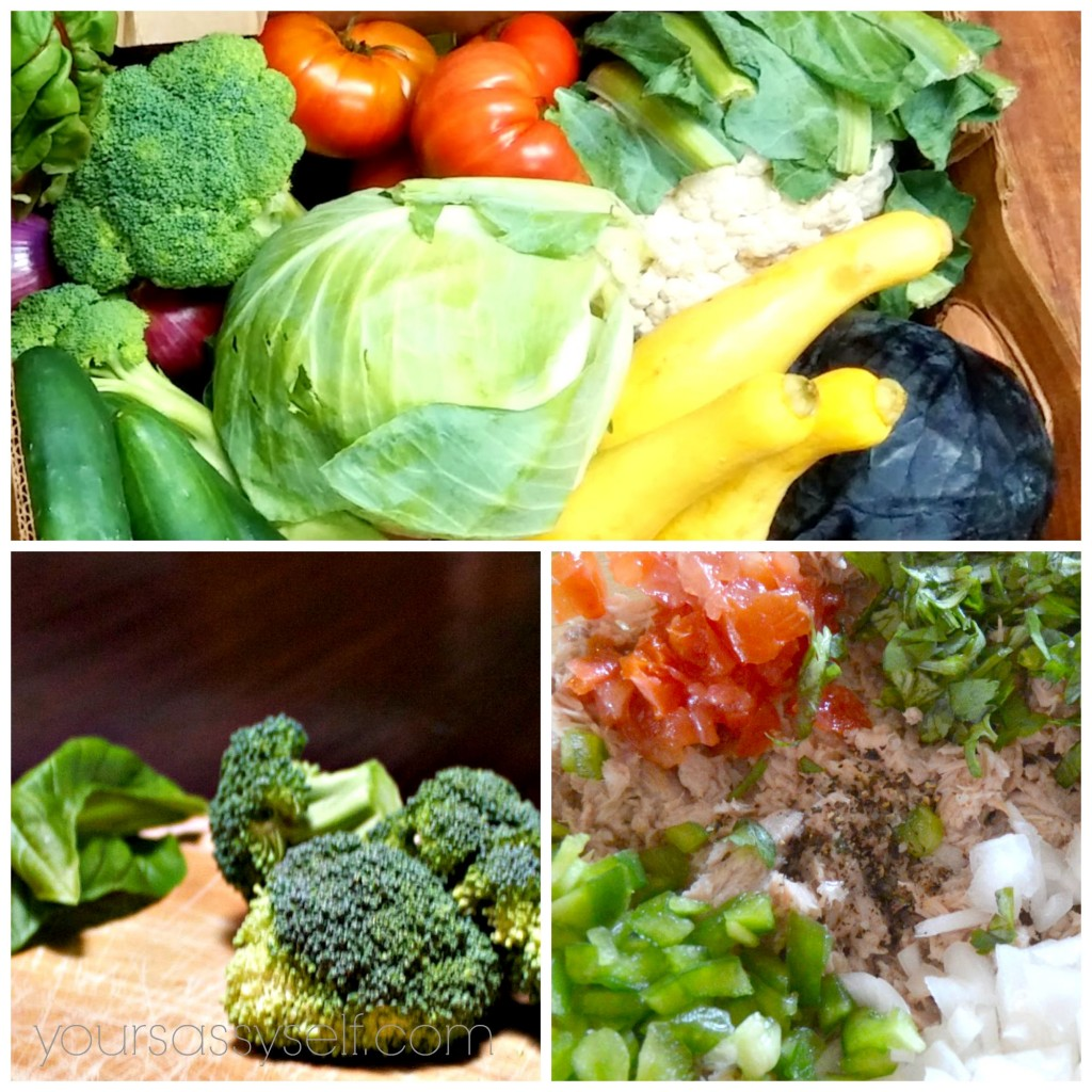 Vegetable Prep - yoursassyself.com