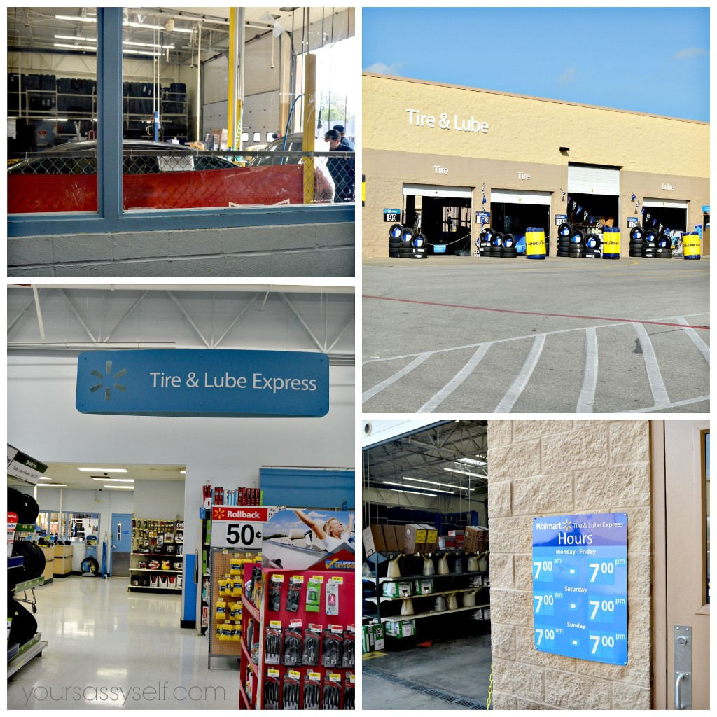 Walmart Auto Care Center - yoursassyself.com