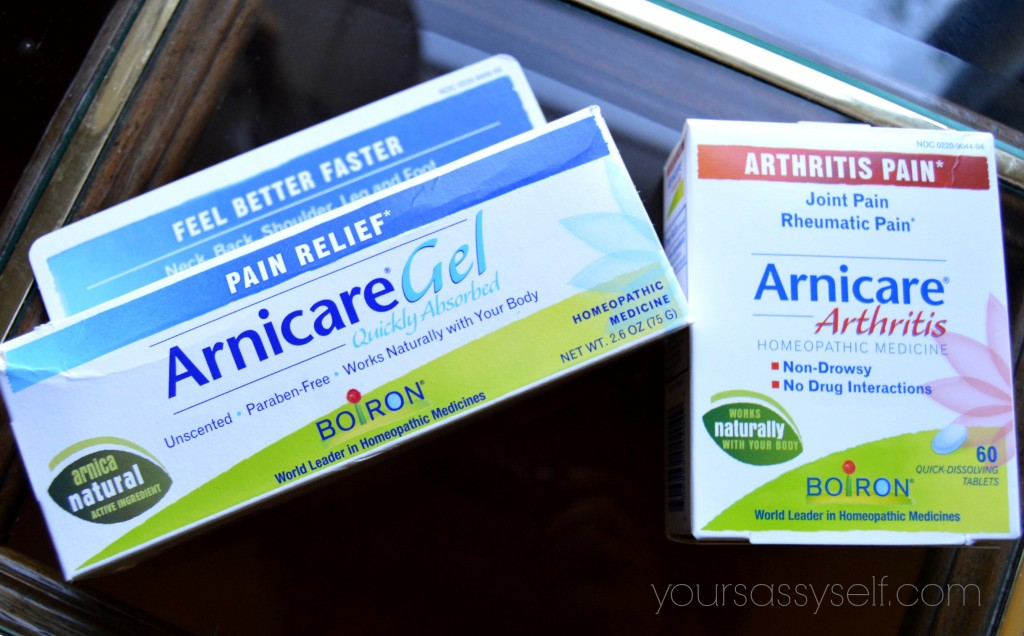 Arthritis Relief with Arnicare® - yoursassyself.com