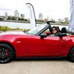 Cruising Cali with Mazda