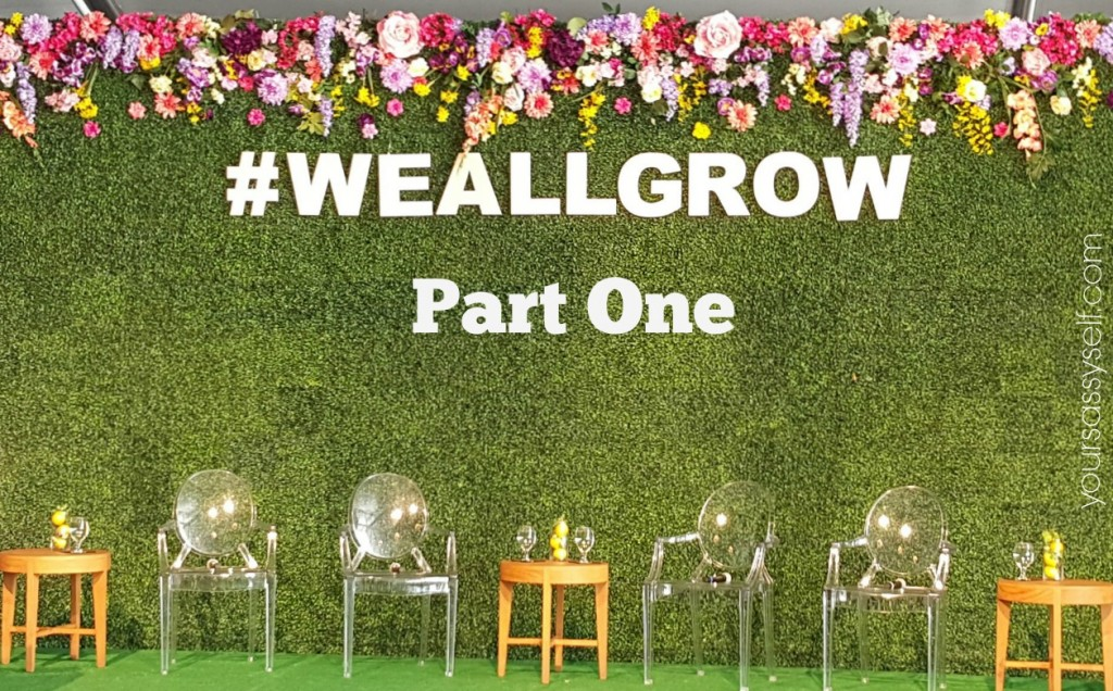 We All Grow Part One Recap - yoursassyself.com