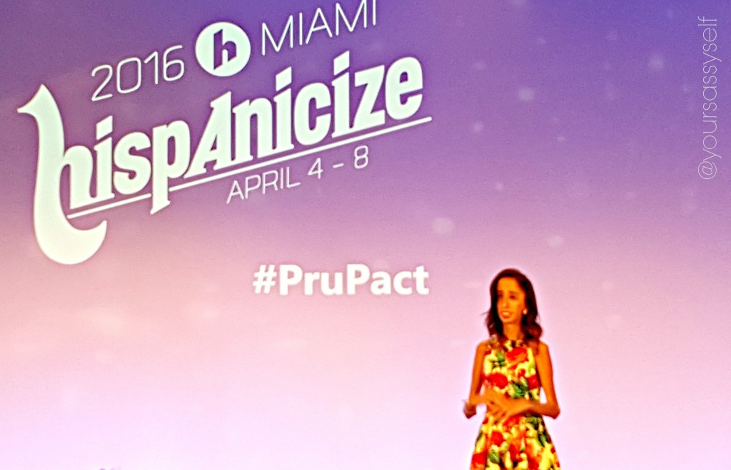Lizzie Velasquez at Hispz 16 #PruPact - yoursassyself.com