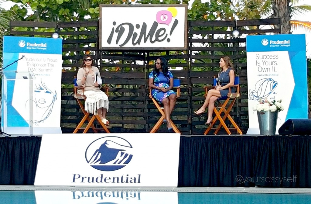 Prudential Panel at DiMe Summit - yoursassyself.com