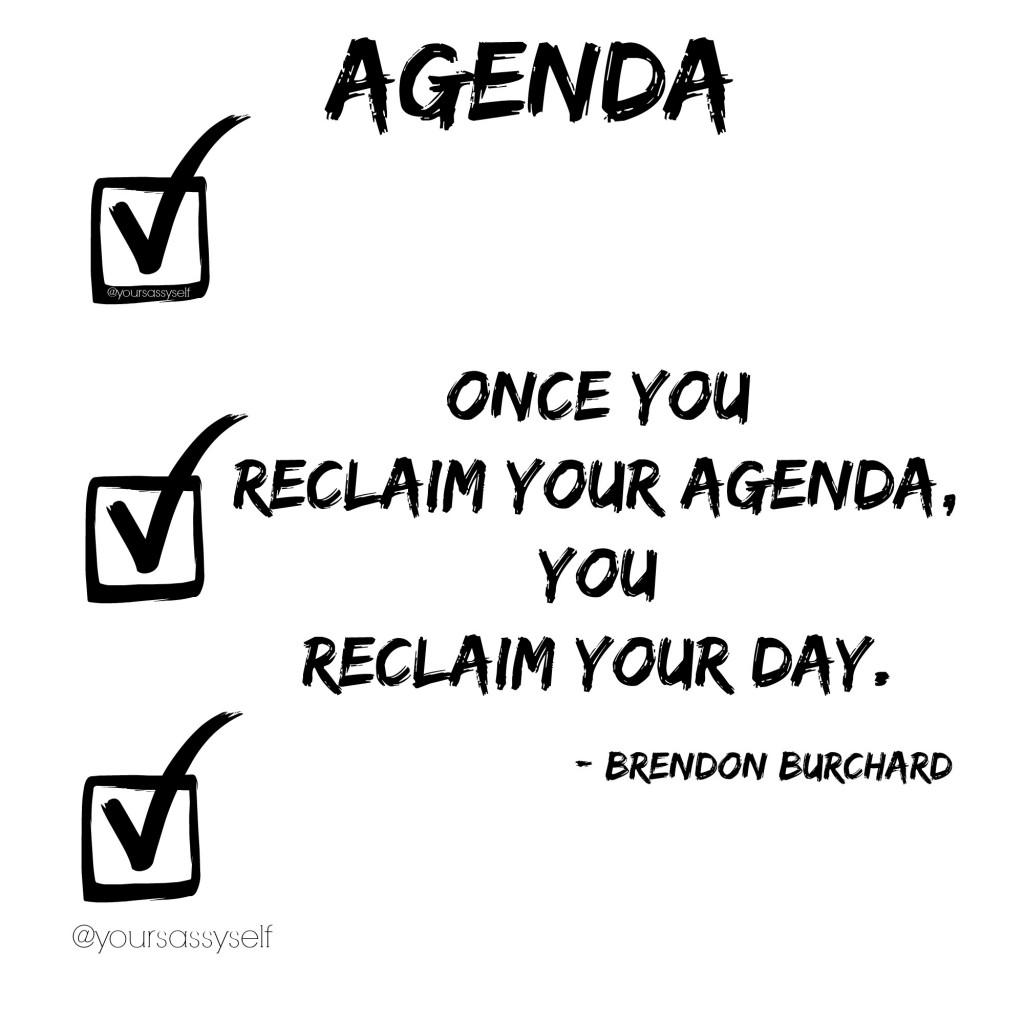 Brendon Burchard quote - yoursassyself.com
