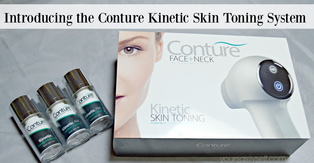 Introducing the Conture Kinetic Skin Toning System - yoursassyself.com