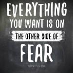 Ways to Transform Fear into Positivity