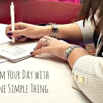 Reclaim Your Day with This One Simple Thing