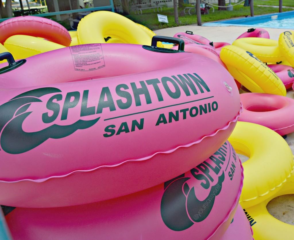 Splashtown Tubes - yoursassyself.com