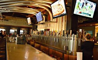 Yard House Bar Area - yoursassyself.com