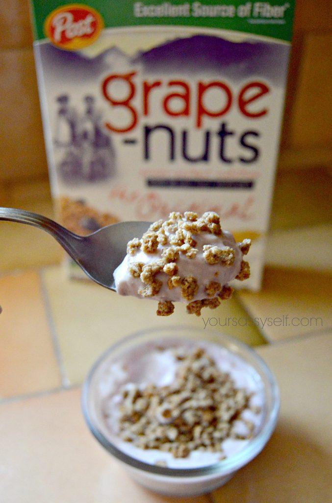 blueberry-greek-yogurt-topped-with-grape-nuts-yoursassyself-com