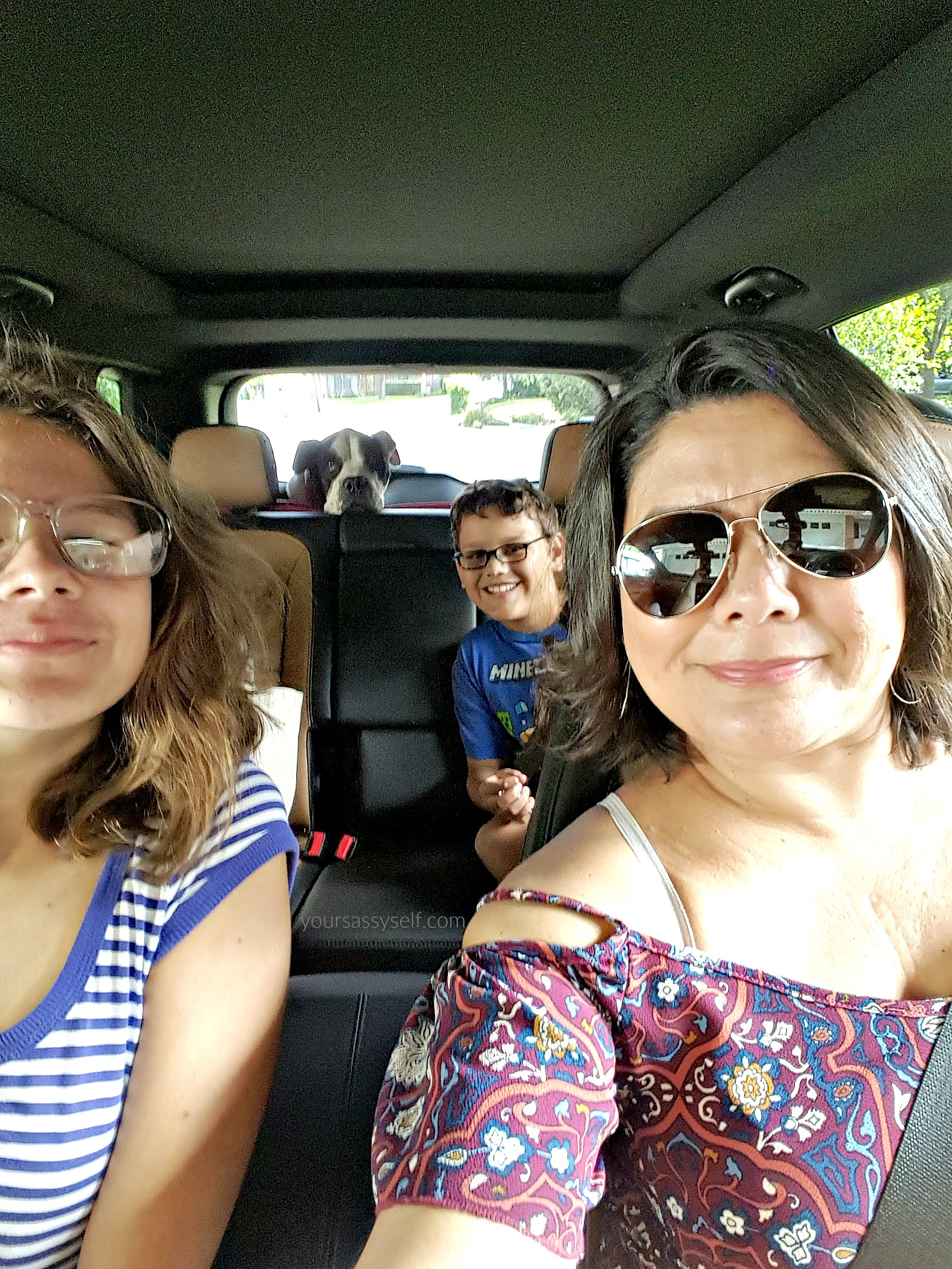 Family Road trip in 2018 Chevy Equinox - yoursassyself.com