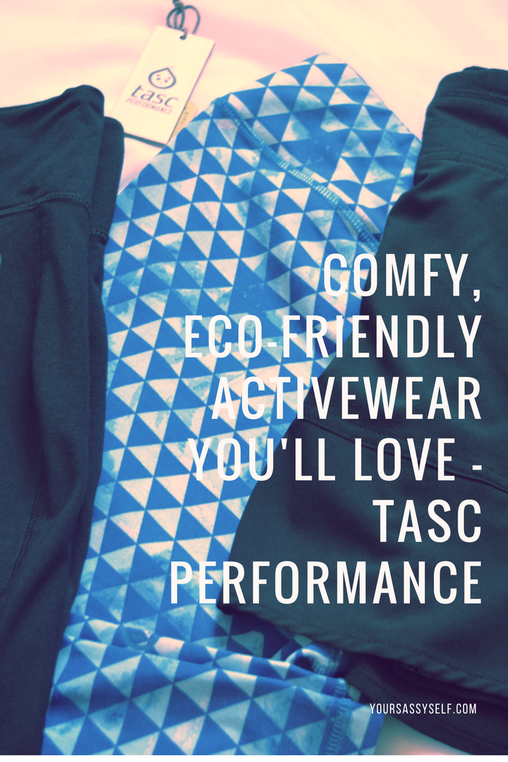 Comfy, Eco-Friendly Activewear You'll Love - tasc Performance - yoursassyself.com