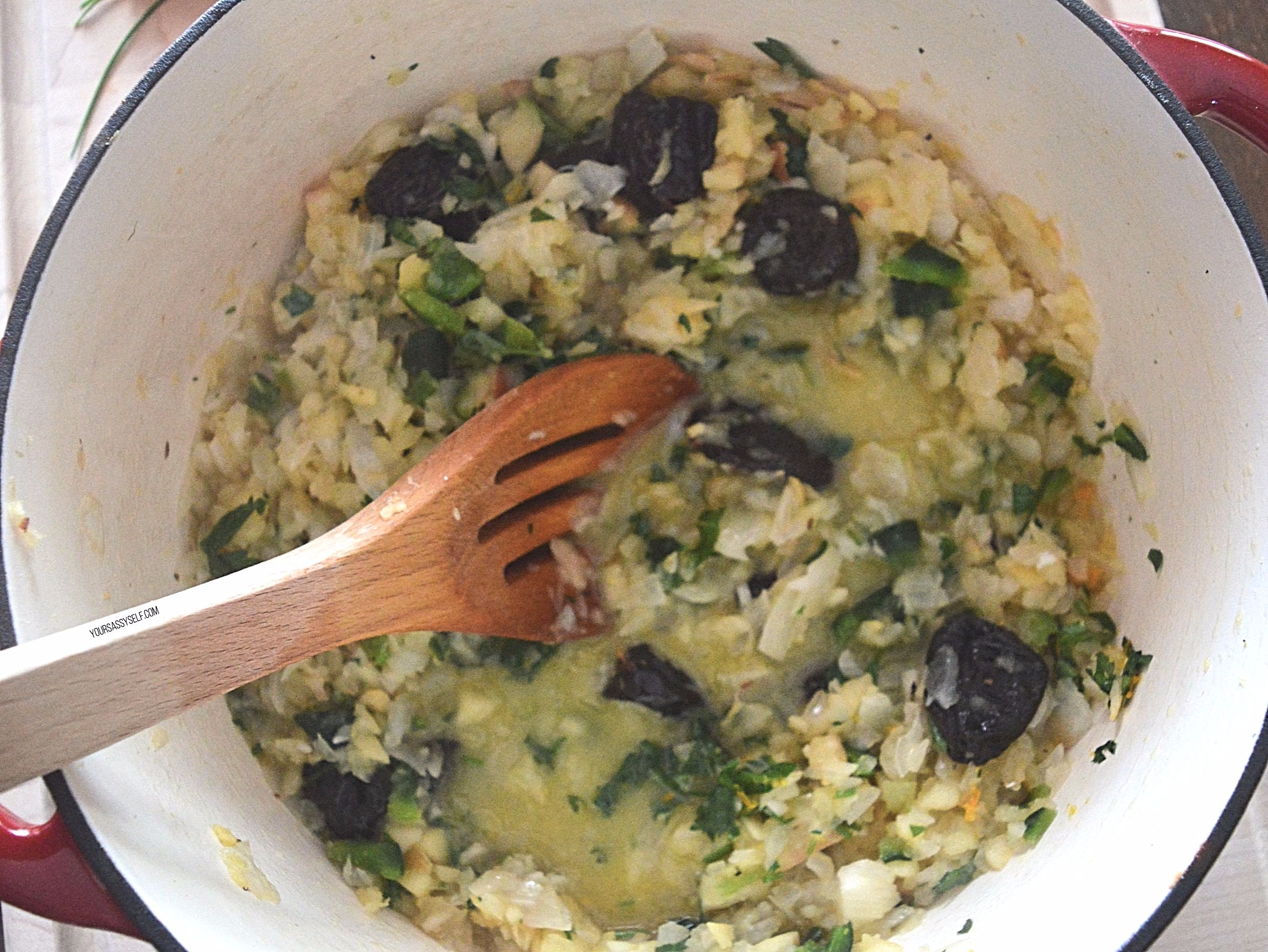 Cooking all Oaxacan Stuffing with Fennel Ingredients - yoursassyself.com