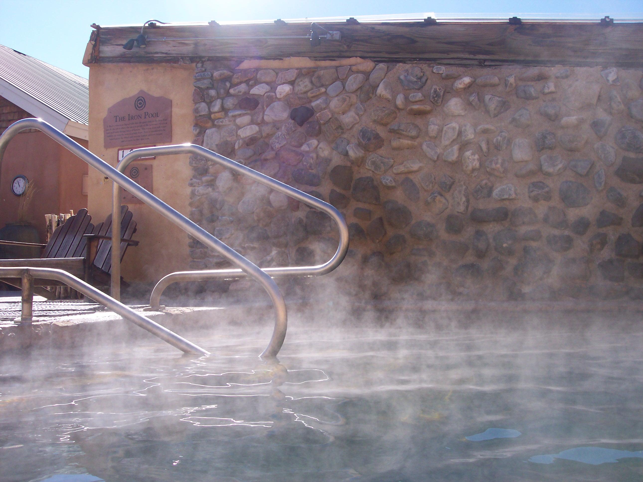 The Iron pool