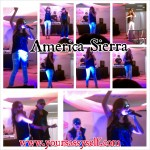 America Sierra Performance During My Fabulous Quince Expo 2013