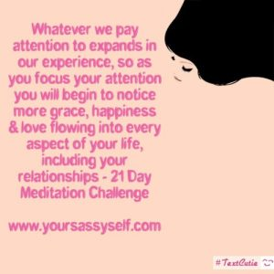 Awareness-yoursassyself.com