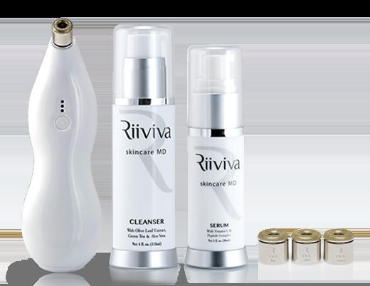 $299 Riiviva Microderm Kit Giveaway