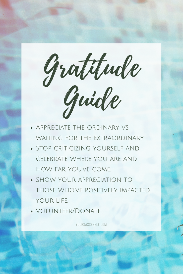 Gratitude Guide - yoursassyself.com