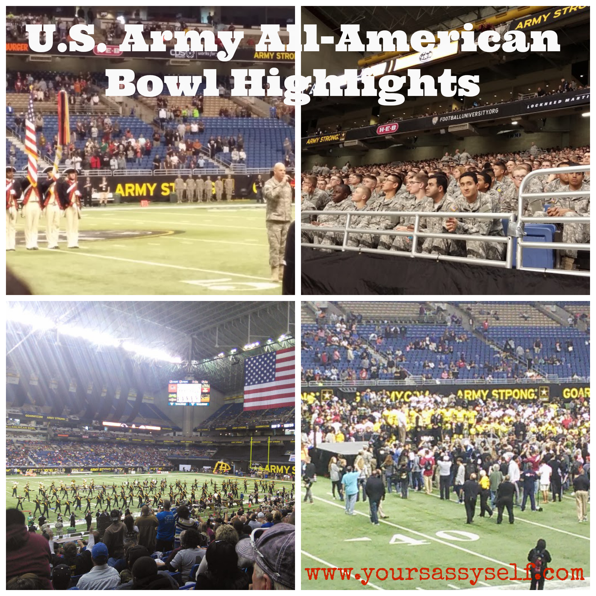 What I Learned at the U.S. Army All-American Bowl