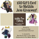 Matilda Jane Clothing Giveaway