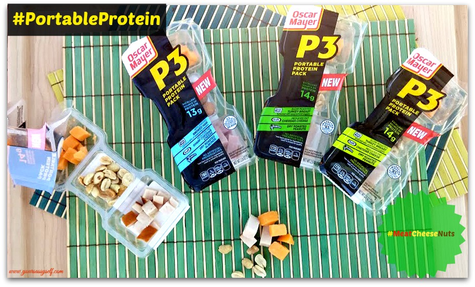 Wholesome Living Just Got Better With P3 Portable Protein Packs