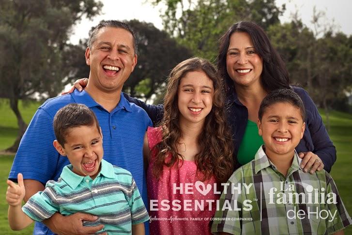 Meet 2014's Modern Family #LaFamiliadeHoy