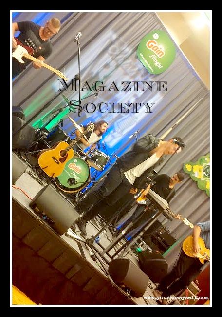 Magazine Society at #HISPZ14