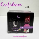 Confidence with U by Kotex®