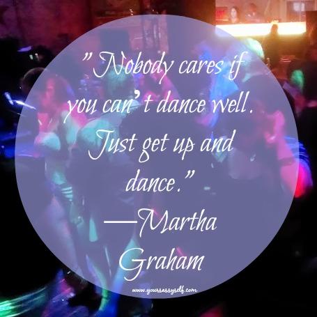 Get Up And Dance-yoursassyself.com