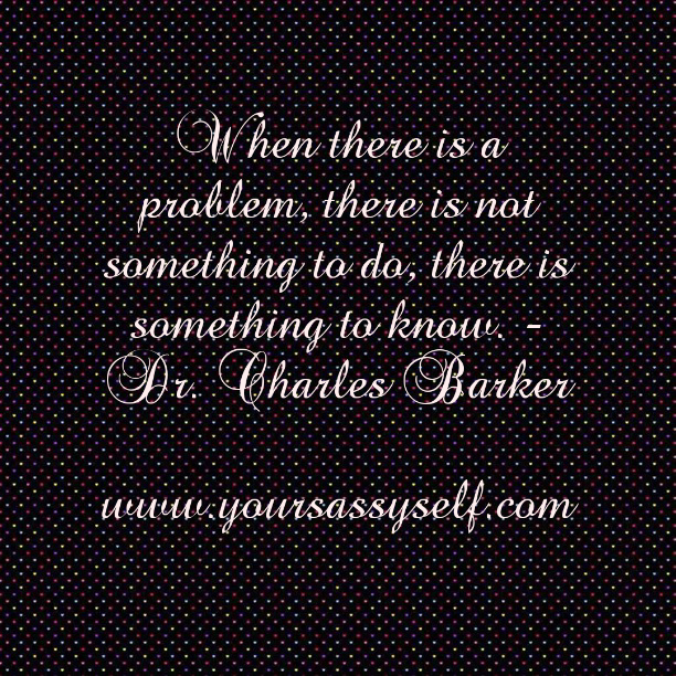 Something to Know Quote-yoursassyself.com