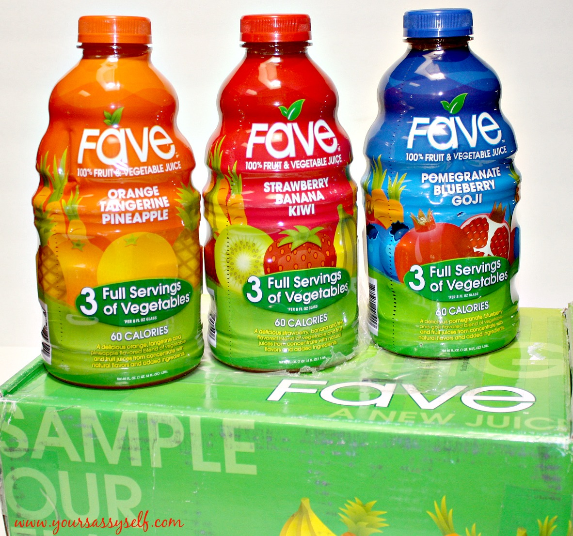 Fave Juice – A Great Way to Enjoy Your Fruits & Veggies