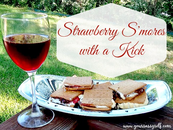 Strawberry Smore With A Kick-yoursassyself.com.jpg