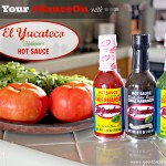 Get Your #SauceOn with El Yucateco Habanero Hot Sauce