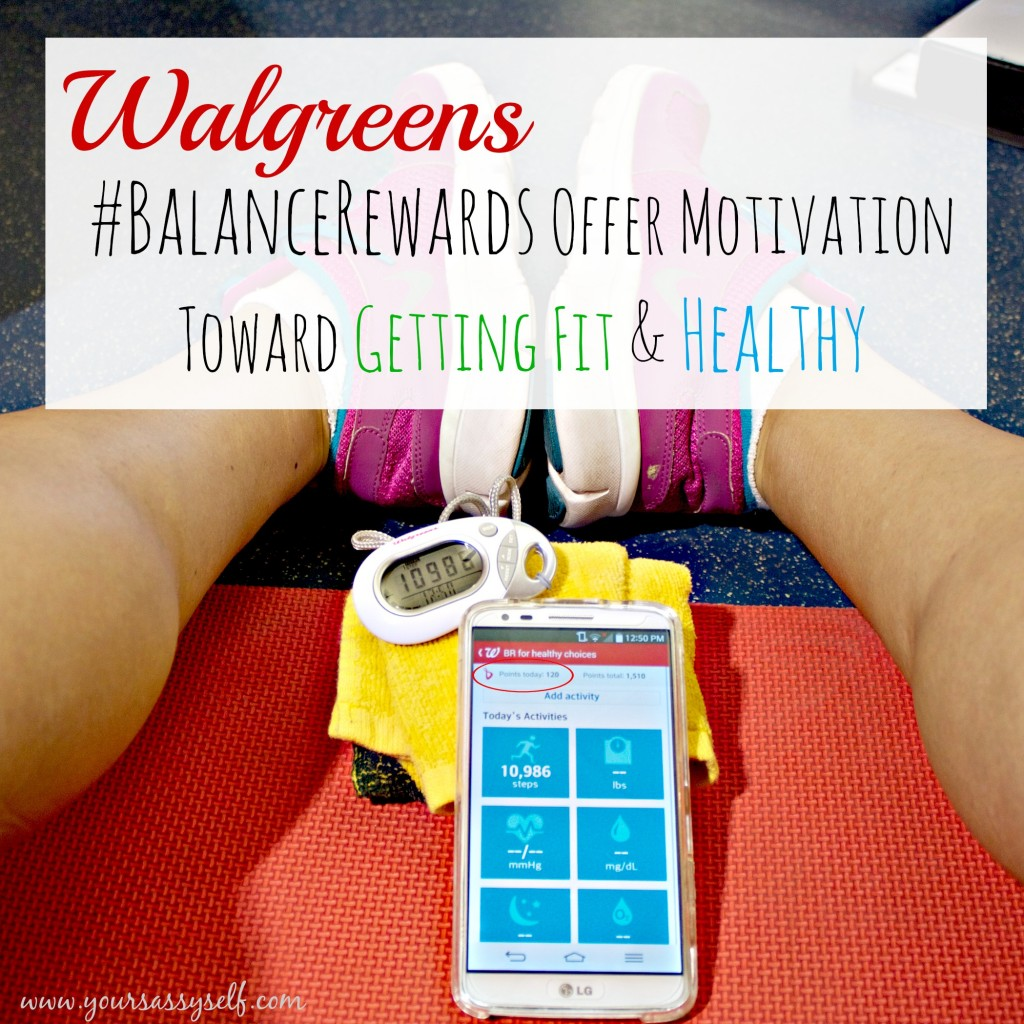 Walgreens #BalanceRewards-yoursassyself.com